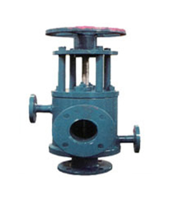 M.S. Fabricated Right Angle Steam Jacketed Valves