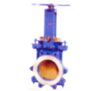 pulp-gate-valve-air-cylinder-operated